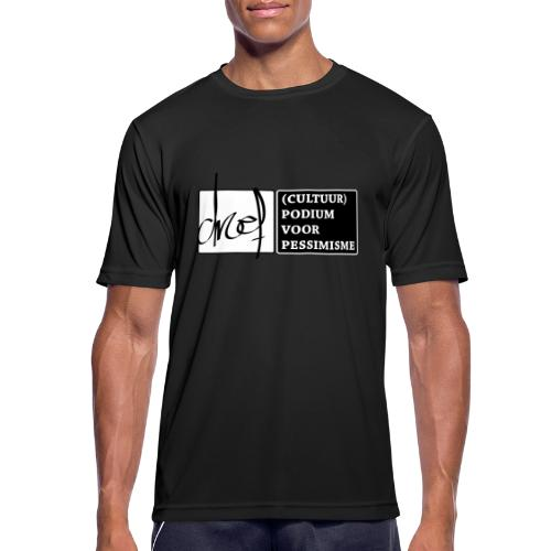 Droef Cultuurpodium - Mannen T-shirt ademend actief