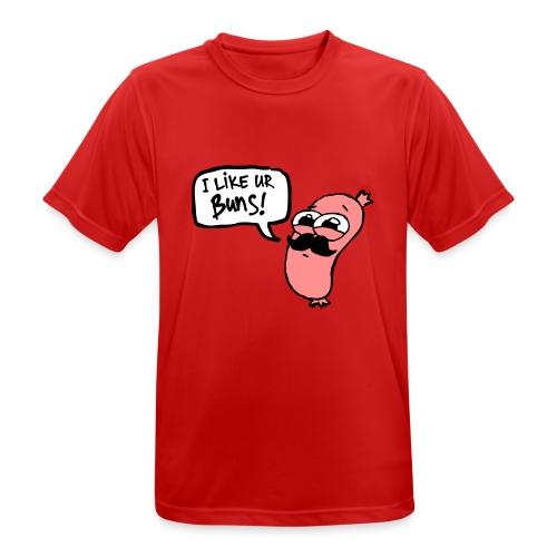 Mr. Sausage - Men's Breathable T-Shirt