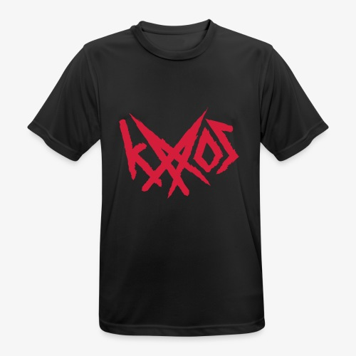 Logo - miesten tekninen t-paita