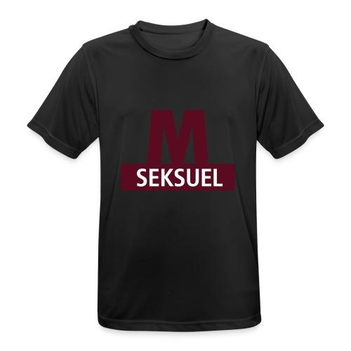 Metroseksuel - Herre T-shirt svedtransporterende
