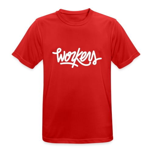 Logo WorkersBeats - T-shirt respirant Homme