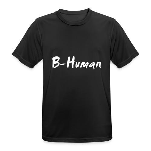 B-Human Shirt - Männer T-Shirt atmungsaktiv