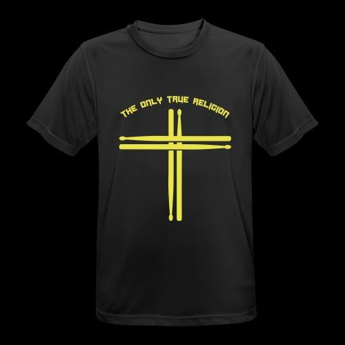 True Religion - Männer T-Shirt atmungsaktiv