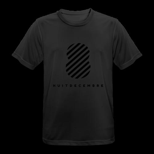 08/12 - T-shirt respirant Homme
