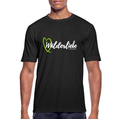 Wälderliebe - Männer T-Shirt atmungsaktiv