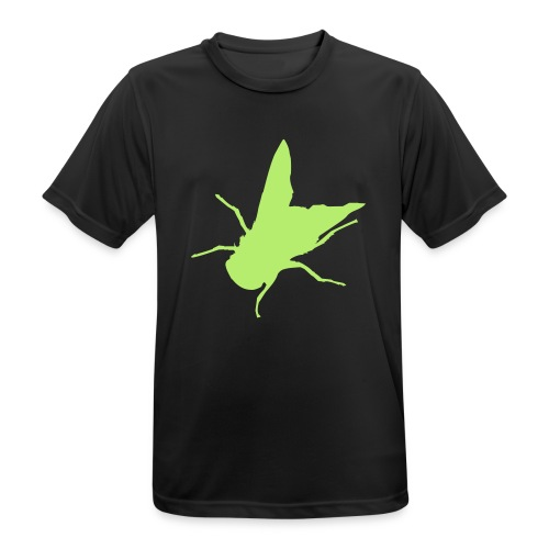 fliege - Männer T-Shirt atmungsaktiv