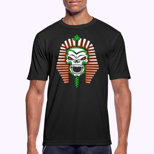 mad magus front - miesten tekninen t-paita