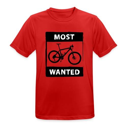 MTB - most wanted 2C - Männer T-Shirt atmungsaktiv