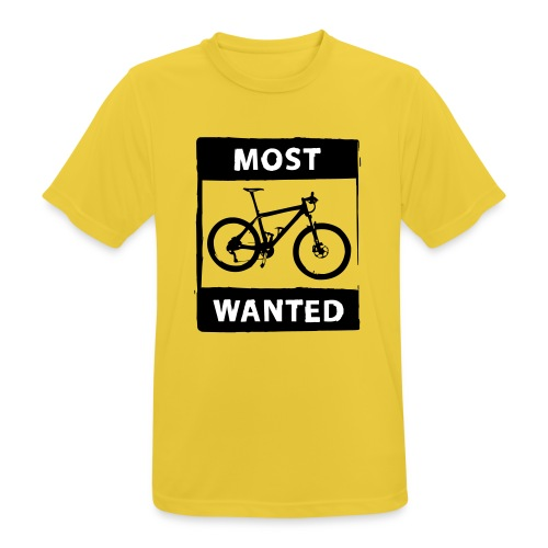 MTB - most wanted 2C - Männer T-Shirt atmungsaktiv