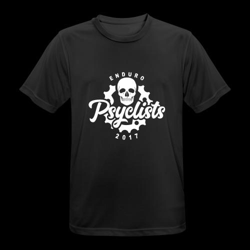 Psyclists - Männer T-Shirt atmungsaktiv