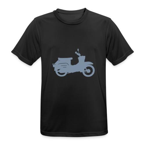 Schwalbe Silhouette - Männer T-Shirt atmungsaktiv
