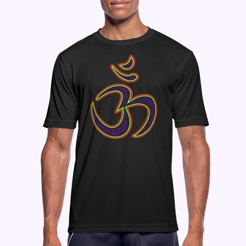 Aum Neo Tech - miesten tekninen t-paita