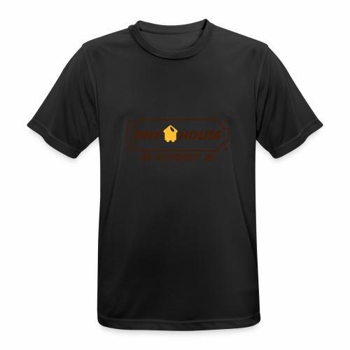 TinyHouse - Männer T-Shirt atmungsaktiv