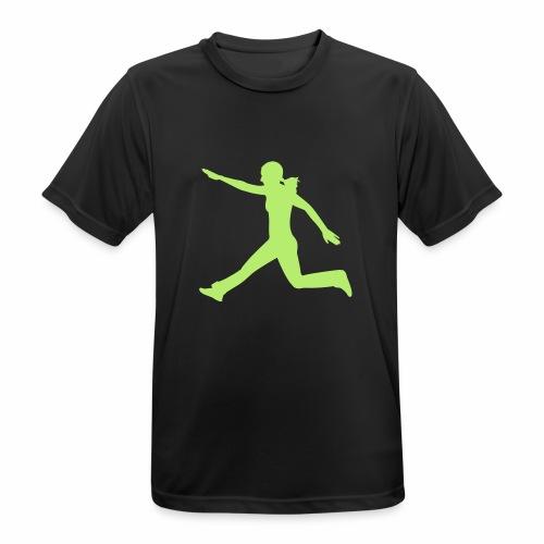 Kraft und Takt - Männer T-Shirt atmungsaktiv