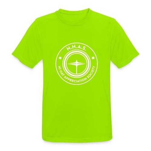 H.H.A.S. T-shirt w. logo - Andningsaktiv T-shirt herr