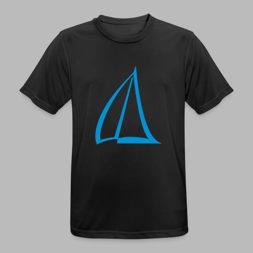 Segel Einfarbig Pictogram - Männer T-Shirt atmungsaktiv