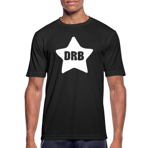 Dark Ride Star - miesten tekninen t-paita