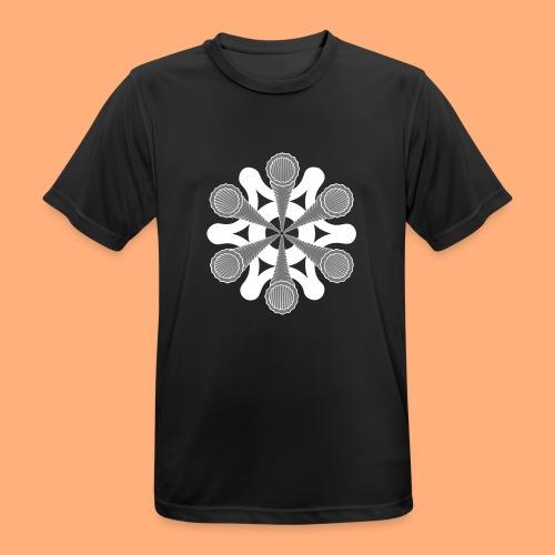 vortex - T-shirt respirant Homme