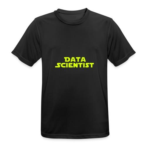Data Scientist - Männer T-Shirt atmungsaktiv