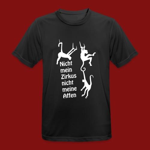 Nicht mein Zirkus - Männer T-Shirt atmungsaktiv