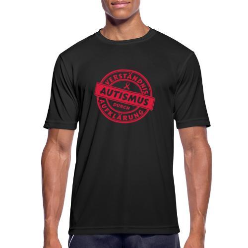 Verständnis durch Aufklärung - Männer T-Shirt atmungsaktiv