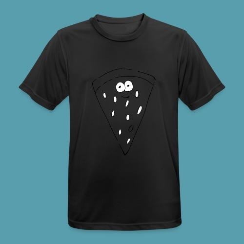 vesimelooni - miesten tekninen t-paita