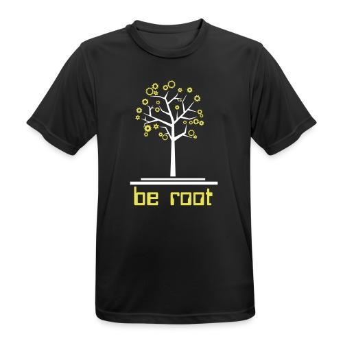 Be r00t - Men's Breathable T-Shirt