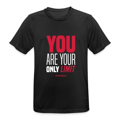 Only Limit CalisShirts - Men's Breathable T-Shirt