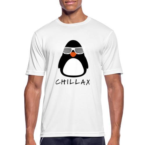 Chillax - Mannen T-shirt ademend actief