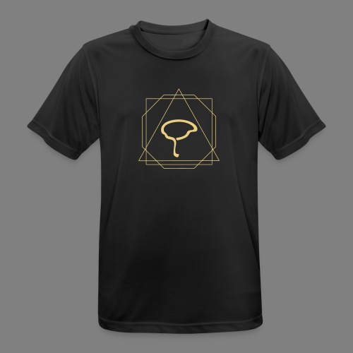 mindblowingsnowboards_Edg - Männer T-Shirt atmungsaktiv