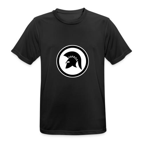 trojan Ska-reggae Zeichen - Männer T-Shirt atmungsaktiv