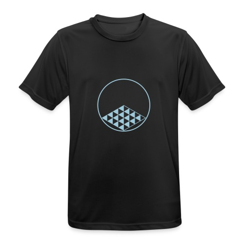CropCircle Blackhorselane 2015 - Männer T-Shirt atmungsaktiv
