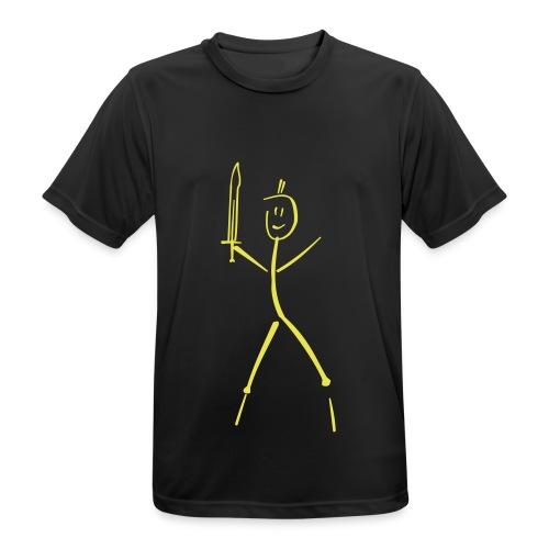 Messerfechter - Männer T-Shirt atmungsaktiv