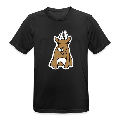Scheissbock - Männer T-Shirt atmungsaktiv