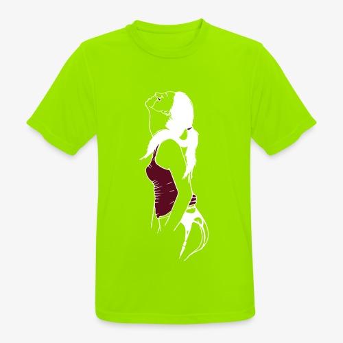 Libération - T-shirt respirant Homme