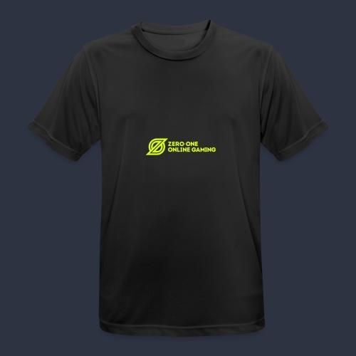 Der Neon Porn - Männer T-Shirt atmungsaktiv