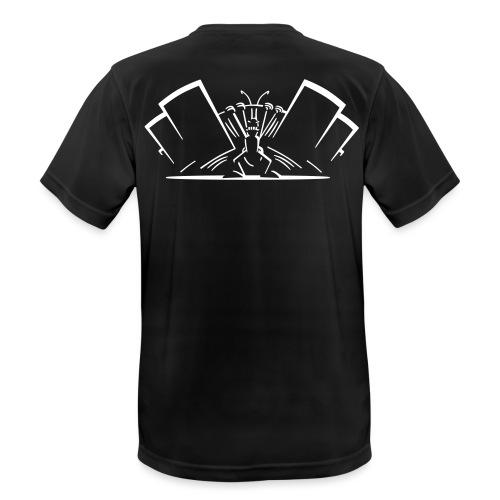 Power Ant Night - Männer T-Shirt atmungsaktiv