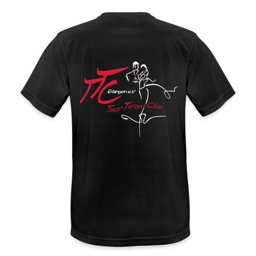 logottcoff - Männer T-Shirt atmungsaktiv