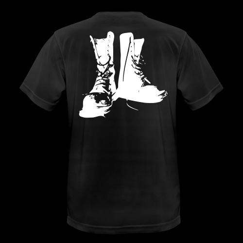 Boots - Männer T-Shirt atmungsaktiv