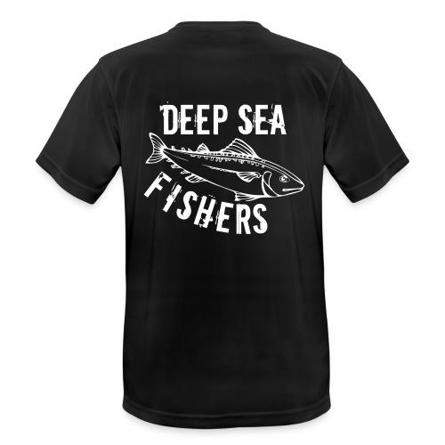 DSF - miesten tekninen t-paita