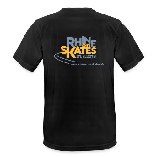 rhine-on-skates-19_Minima - Männer T-Shirt atmungsaktiv