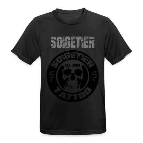 logo bad1 - Männer T-Shirt atmungsaktiv