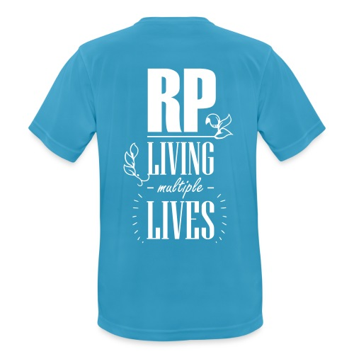 Role play - Living multiple lives - Herre T-shirt svedtransporterende