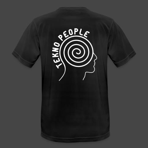 personnes tekno - T-shirt respirant Homme