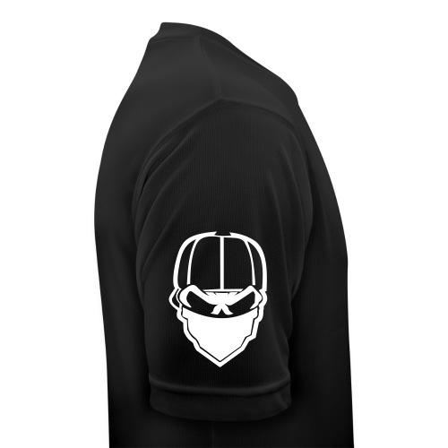 Tete seule noire - T-shirt respirant Homme