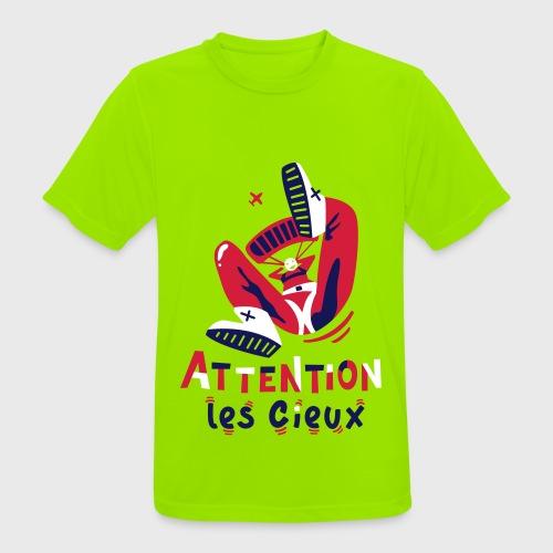 Chute Libre - T-shirt respirant Homme