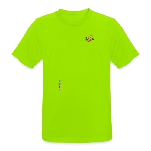 logoallein6 - Männer T-Shirt atmungsaktiv