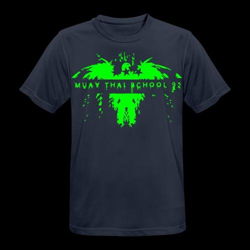 MST92 AIGLE ETOILE - T-shirt respirant Homme