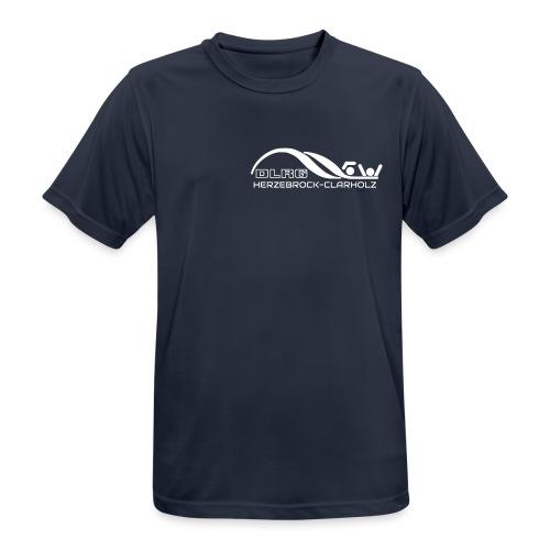 DLRG-Linus3 - Männer T-Shirt atmungsaktiv