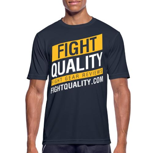 Fighter - Men's Breathable T-Shirt